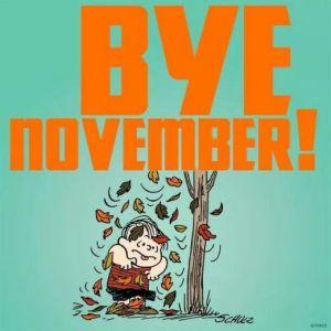 bye-november